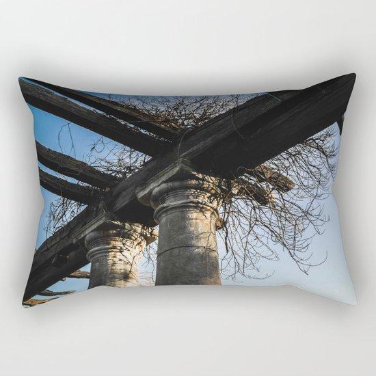 Columns Rectangular Pillow