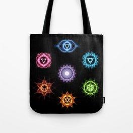 Wheels of Life Tote Bag
