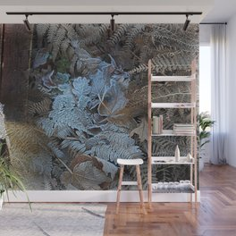 A journey into winter Wall Mural