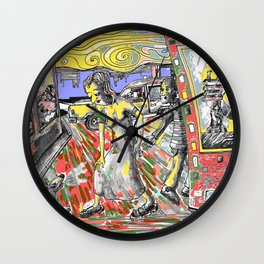 come-on  bitch.. Wall Clock