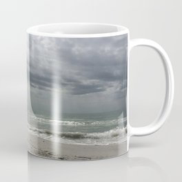 Lake Michigan storm Coffee Mug