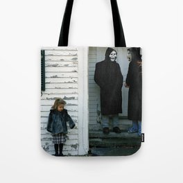 Brand New – The Devil And God Are Raging Inside Me Tote Bag