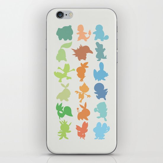 The Starters iPhone & iPod Skin