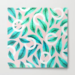 Tropical Nirvana #society6 #decor #buyart Metal Print