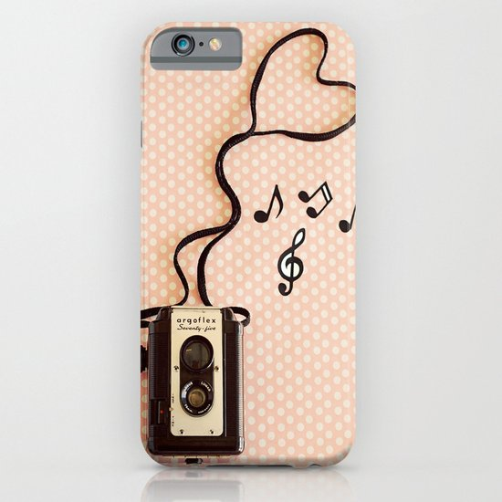 Photography makes my heart sing iPhone & iPod Case