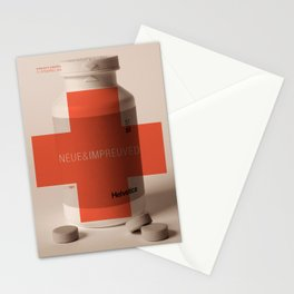 Neue Helvetica Stationery Cards