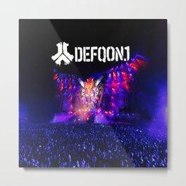 Defqon.1 Metal Print