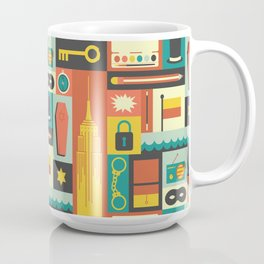 The Amazing Adventures of Kavalier and Clay Coffee Mug