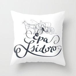 Isidoro Throw Pillow