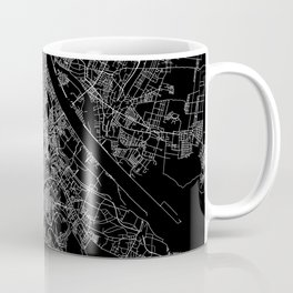 Vienna map Coffee Mug