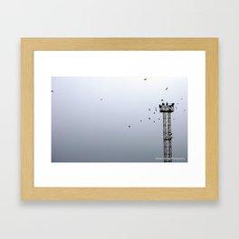 Klaipeda, Lithuania Framed Art Print