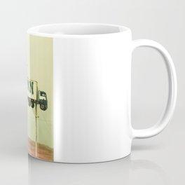 Terrible Puns Aside Coffee Mug