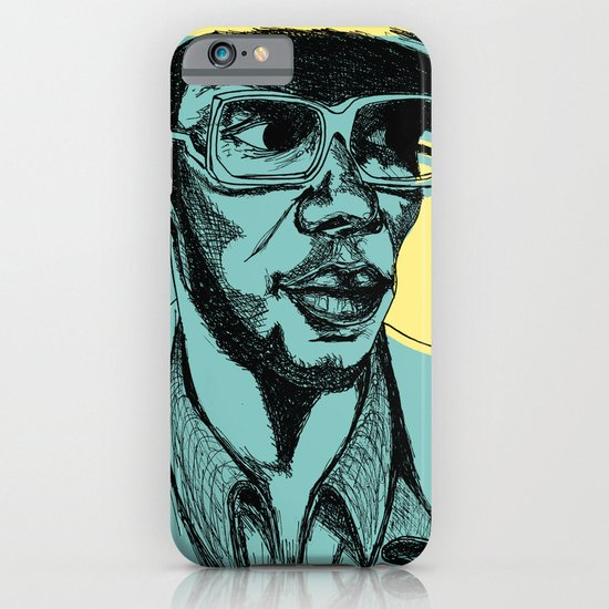 Mighty Mos Def iPhone & iPod Case