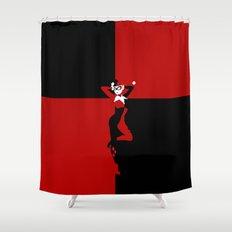 HARLEY QUINN - HARLEY QUINN Shower Curtain