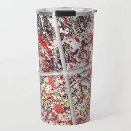 Trezzo - quadriptych (4 panels) Travel Mug