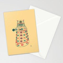 Dia de los Daleks Stationery Cards