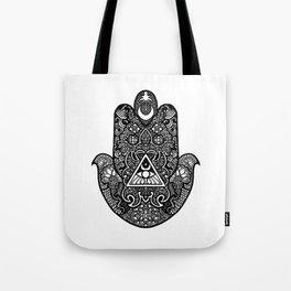 khamsa Tote Bag
