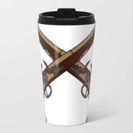Flintlock Pistols Travel Mug
