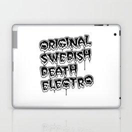 Original Swedish Death Electro #2 Laptop & iPad Skin