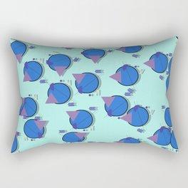 searching ordinate Rectangular Pillow