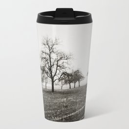 { skeleton trees } Travel Mug