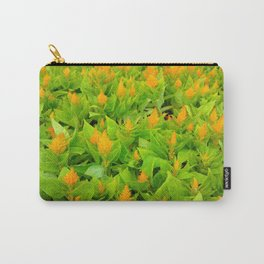 Field of Celosia Carry-All Pouch