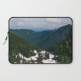 Valley Below Laptop Sleeve
