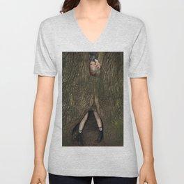 Forest Fairies Unisex V-Neck