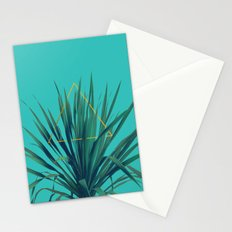 Geometric Fountain Stationery Cards