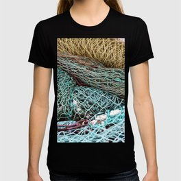 FISHING NET T-shirt