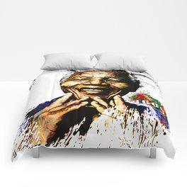 Nelson Mandela Comforters