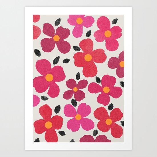 dogwood 4 Art Print