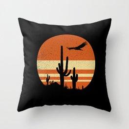 Sergio Leone Throw Pillow