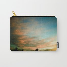 Colourful Evenings Carry-All Pouch
