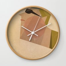 Armstrong Wall Clock