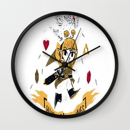 Hyrule-Airlines Wall Clock