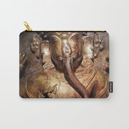 Ganesha's Glory Carry-All Pouch