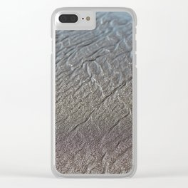 The Ocean's Art Clear iPhone Case