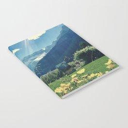 Lake Louise Dream Notebook