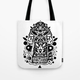kozmik machine Tote Bag