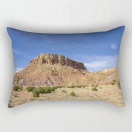 Ghost Ranch Rock Rectangular Pillow