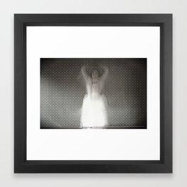 A Presence A Spirit Framed Art Print