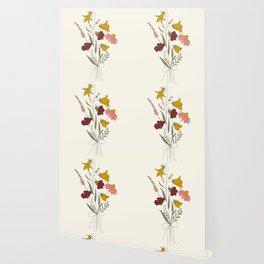 Wildflowers Bouquet Wallpaper