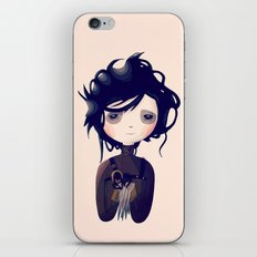 Edward iPhone & iPod Skin