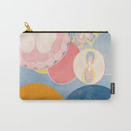 Hilma af Klint - The Ten Largest No. 2 Childhood Carry-All Pouch