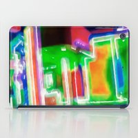 shopping iPad Cases featuring Window Shopping by Ray Cowie