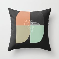 untitled_02 Throw Pillow