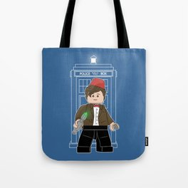 The Doctor (Lego Doctor Who) Tote Bag