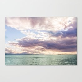 PNW Sunset Canvas Print