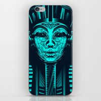 egypt iPhone & iPod Skins featuring Egypt by nicksimon